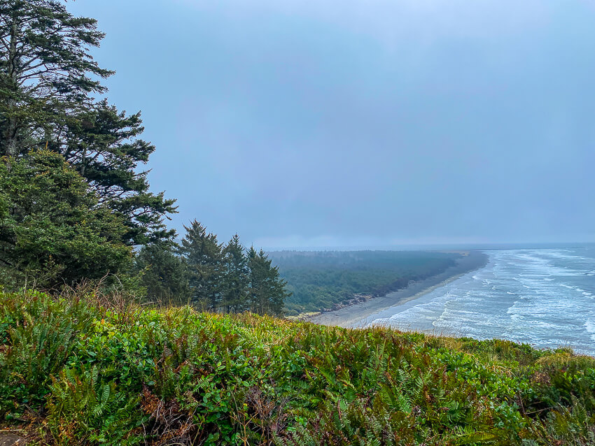long beach hiking