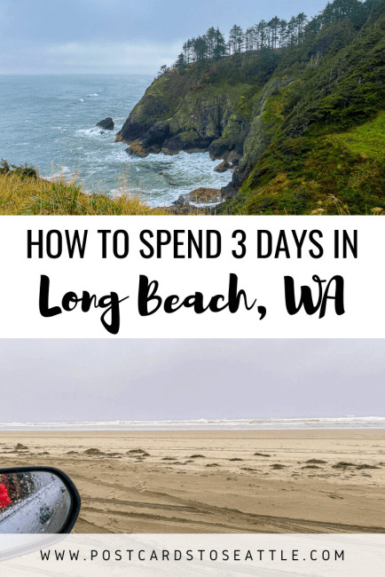 Planning a Pacific Northwest vacation? Here's how to spend a weekend in Long Beach, Washington. #pacificnorthwest #westcoast #longbeach #washington