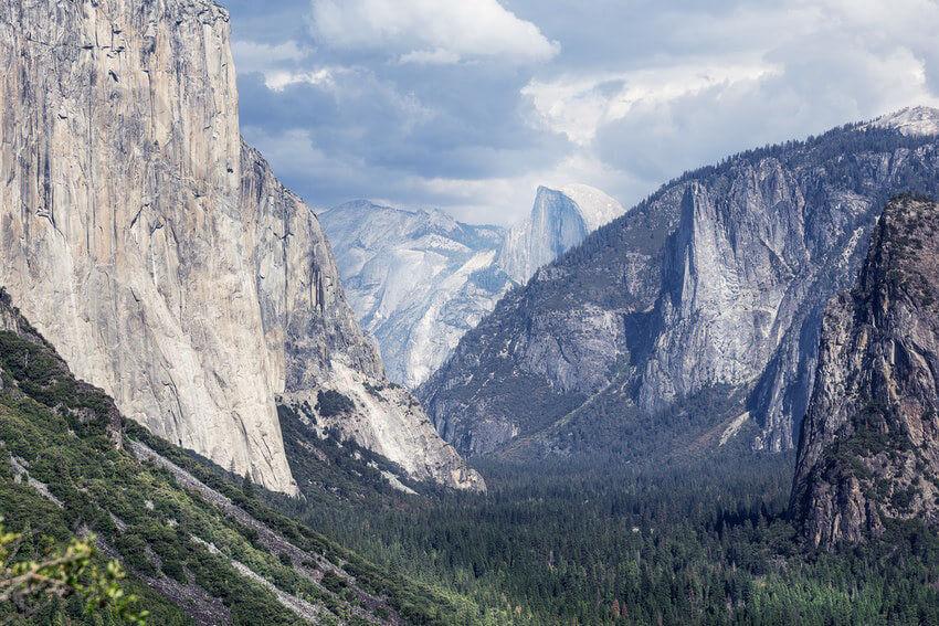national park checklist yosemite
