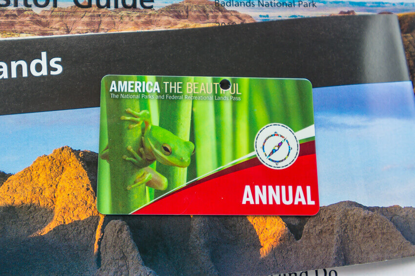 national parks by state america the beautiful pass