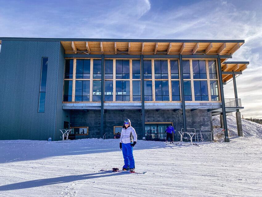 Hogadon Basin Ski Area skiing in wyoming