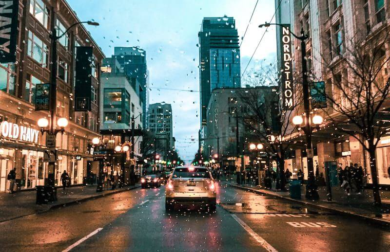 rainy day activities in seattle downtown