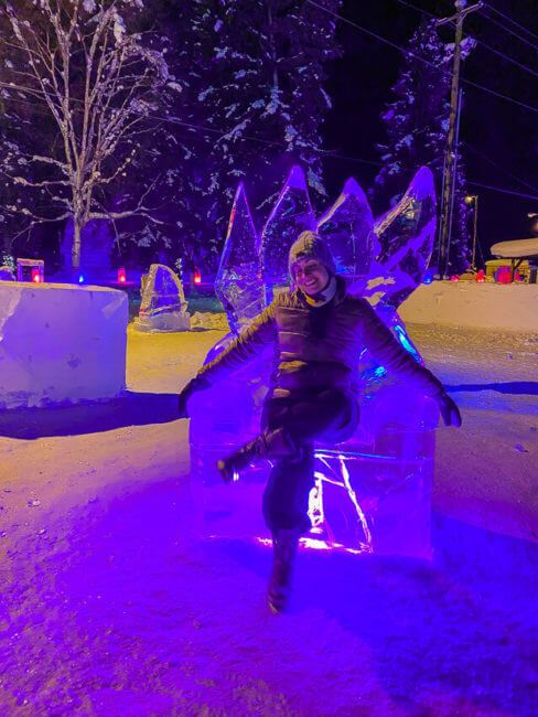 ice festival fairbanks