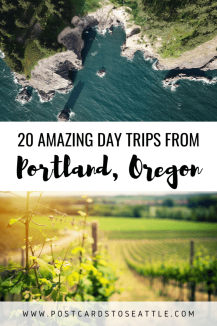 20 Epic Day Trips from Portland You Need to Take
