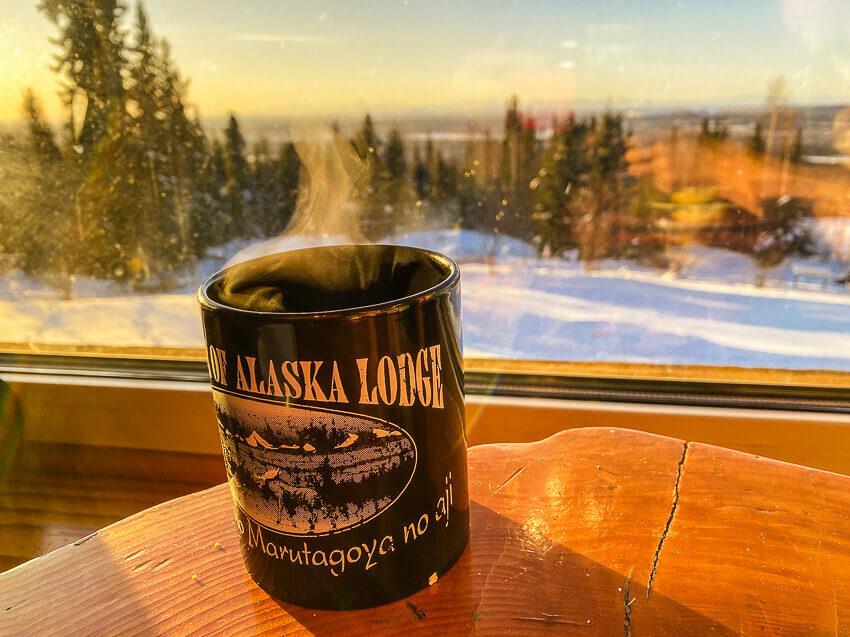 taste of alaska lodge fairbanks