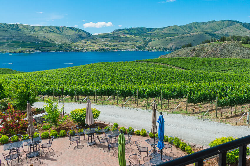 long weekend getaway from seattle lake chelan