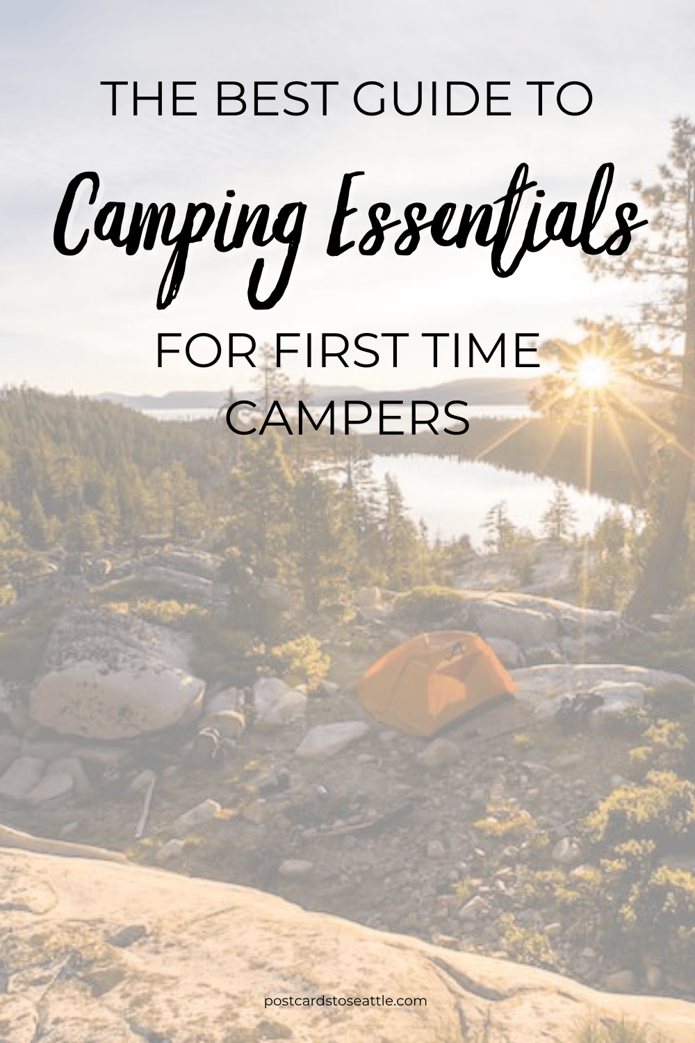 Camping for Beginners – Everything You Need to Know
