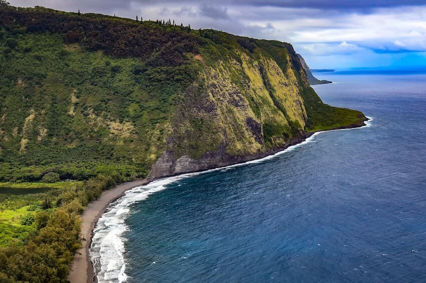 hawaii big island itinerary 5 days