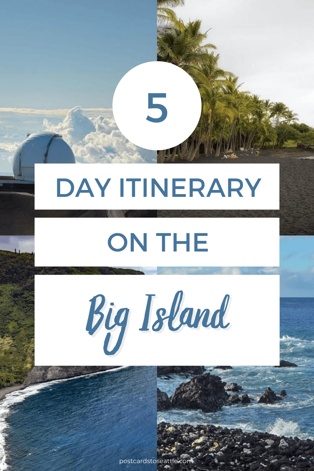 The Big Island 5 Day Itinerary You\'ll Want to Copy