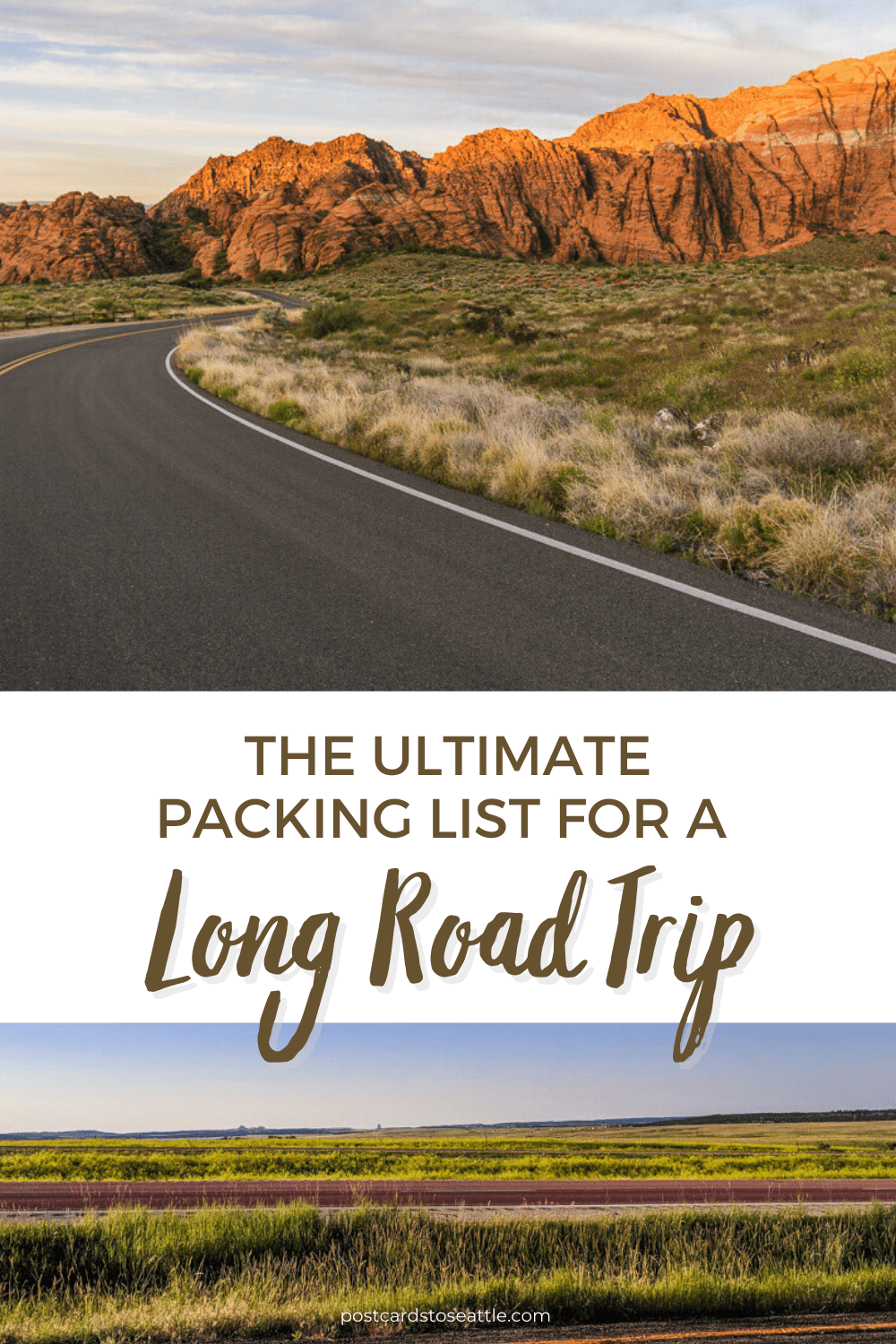 The Ultimate Packing List for a Road Trip