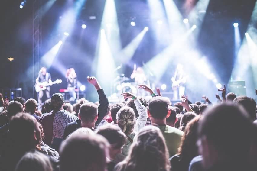 concert bumbershoot