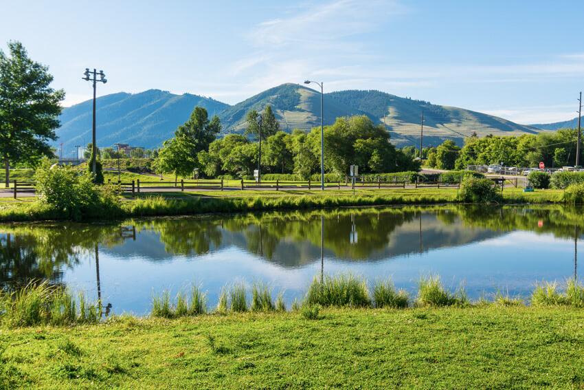 missoula montana lake