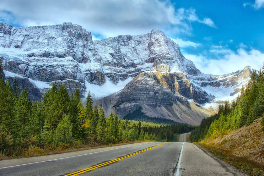 3 Days in Banff - The Best Things to Do and See transcanada highway banff
