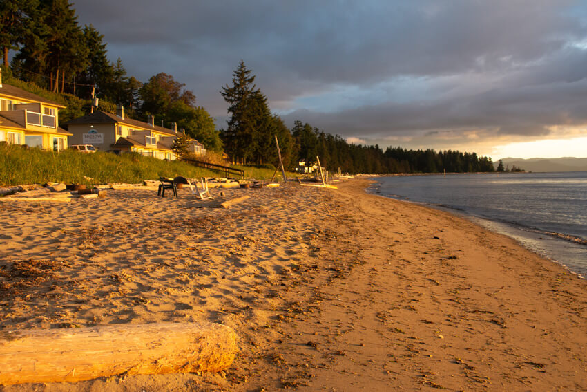 vancouver island itinerary parksville