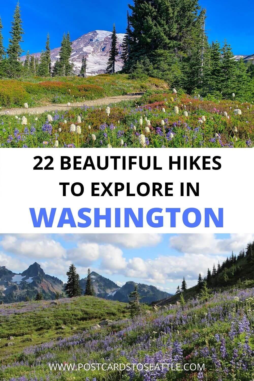 22 Stunning Washington Summer Hikes to Explore