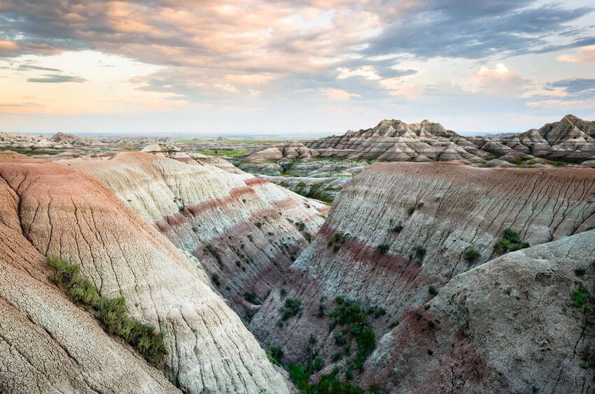 best things to do in badlands national park