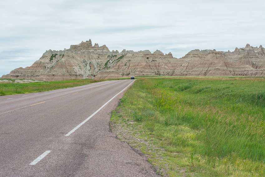 what to see in badlands national park