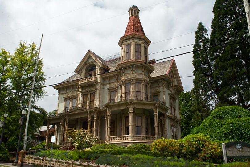 flavel museum weekend in Astoria