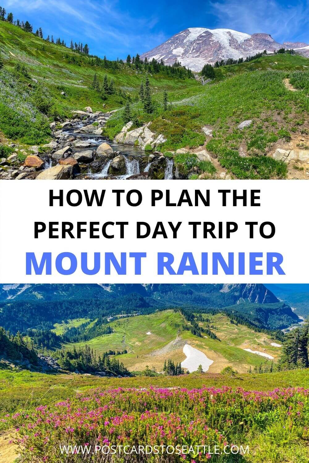 How to Plan the Perfect Day Trip to Mount Rainier