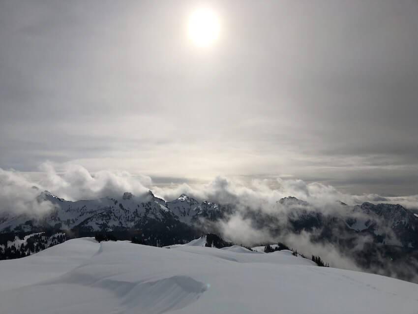 muir snowfield