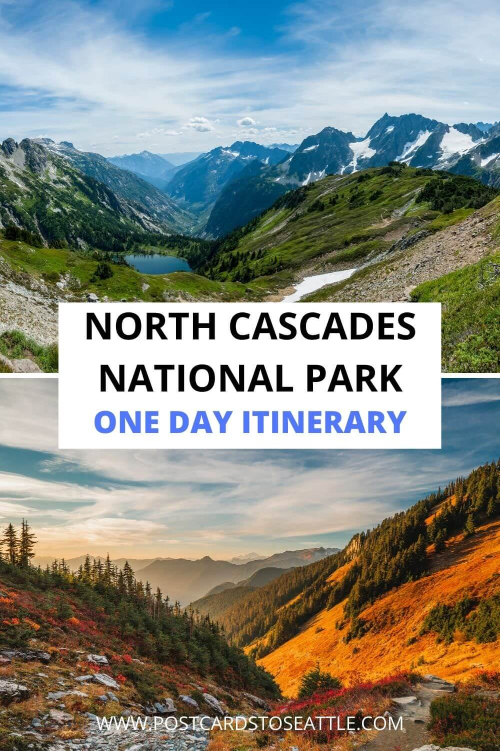 How to Plan an Epic North Cascades Day Trip