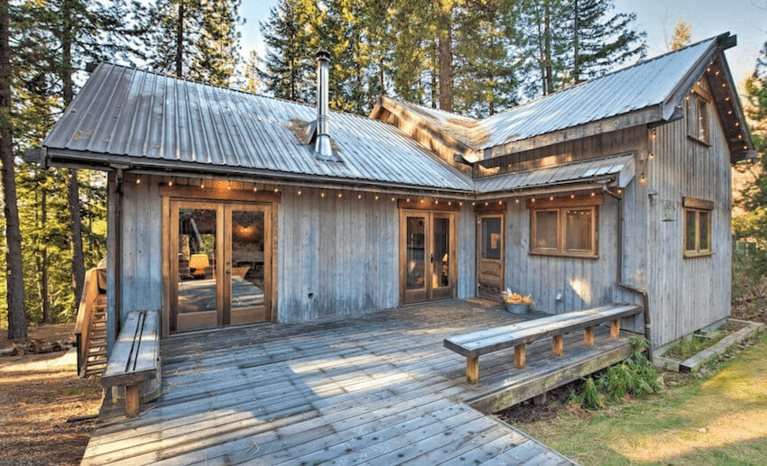 Cute Cabin With Hot Tub