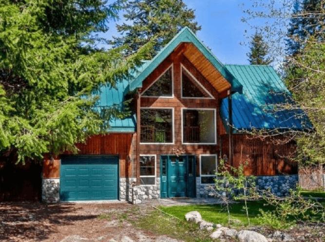 Leavenworth Cabin With Hot Tub
