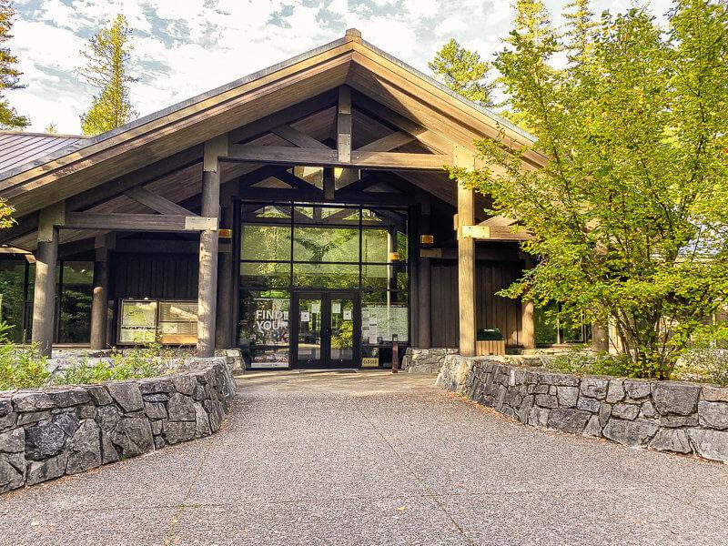north cascades national park visitors center