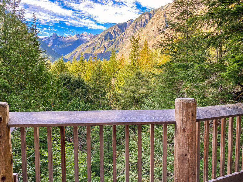 sterling munro trail north cascades
