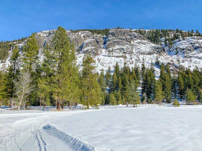 washington winter hikes