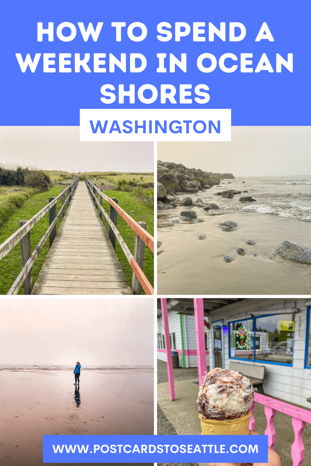 10 Exciting Things to Do in Ocean Shores, Washington