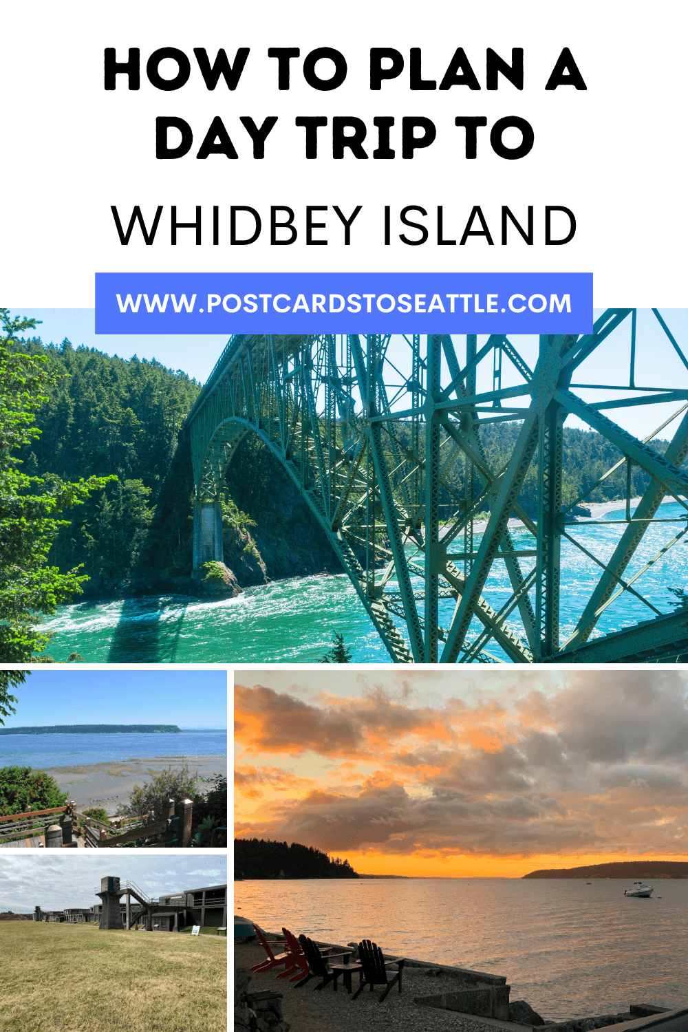 How to Plan the Perfect Whidbey Island Day Trip