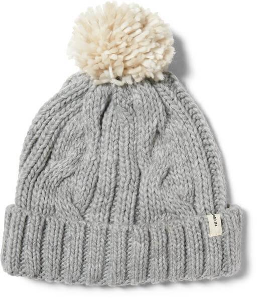 beanie warm hiking clothes