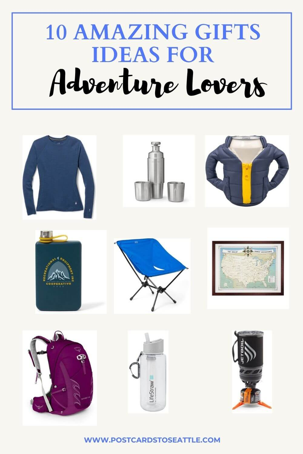 10 Best Gifts for Outdoor Lovers for Any Budget (2020)