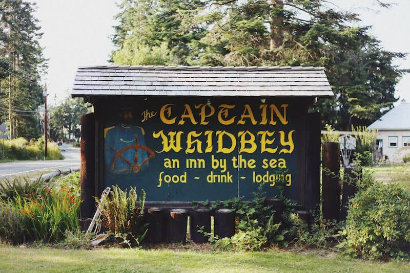 coupeville captain whidbey