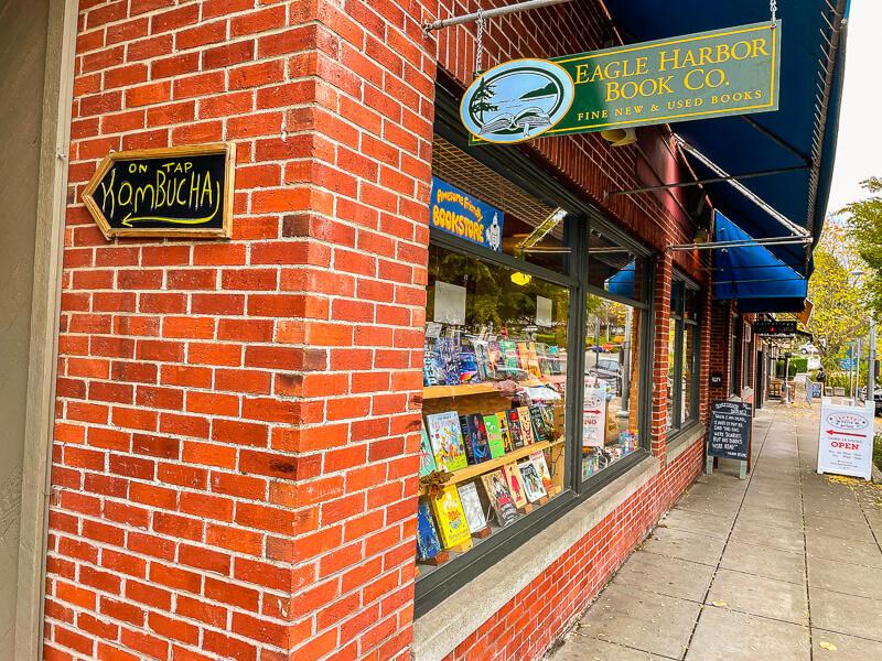 eagle harbor book co