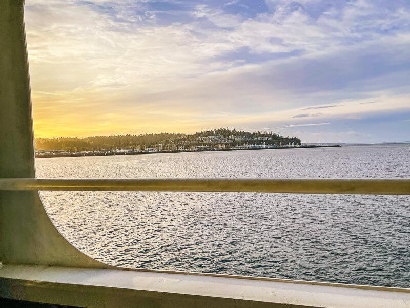 edmonds kingston ferry