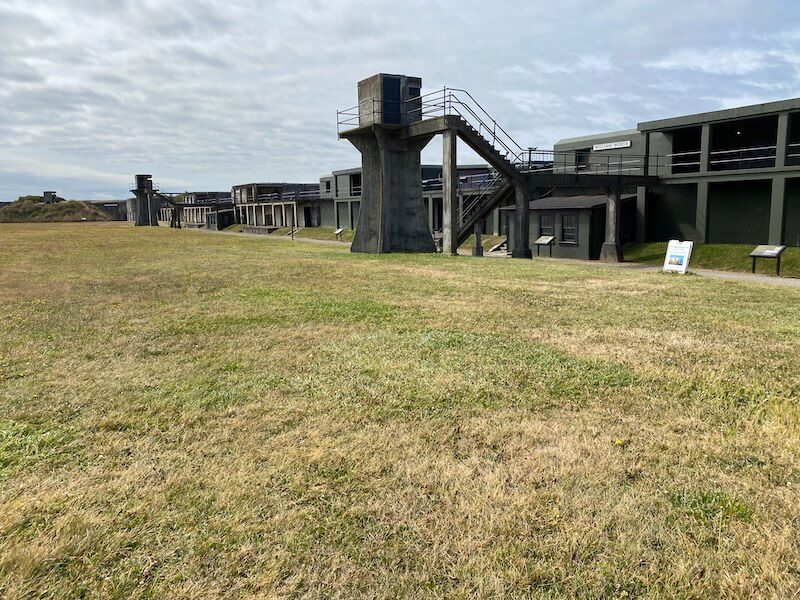 fort casey entrance