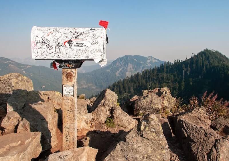 mailbox peak washington bucket list