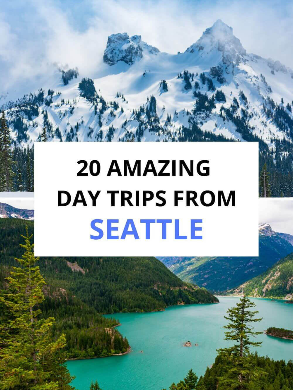 Seattle day trips stories