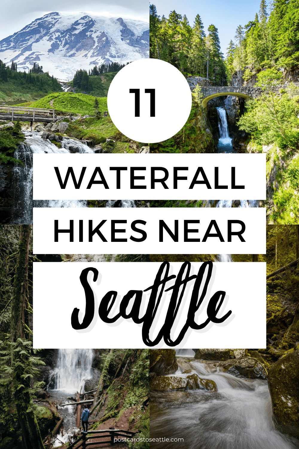 11 Amazing Waterfall Hikes Near Seattle You Need to Visit
