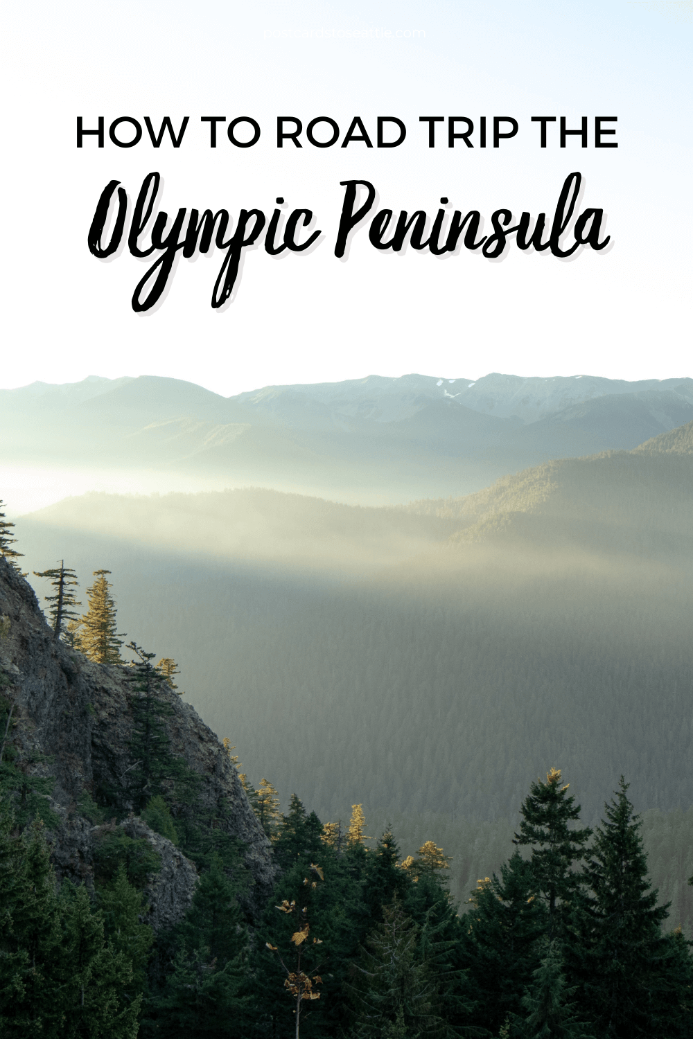 The Best Stops on a 3-Day Olympic Peninsula Road Trip