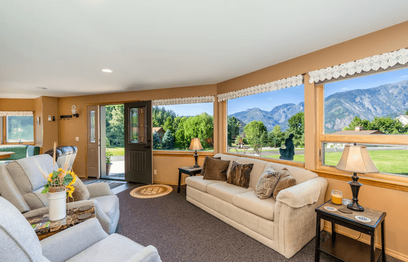 adults only cabin leavenworth