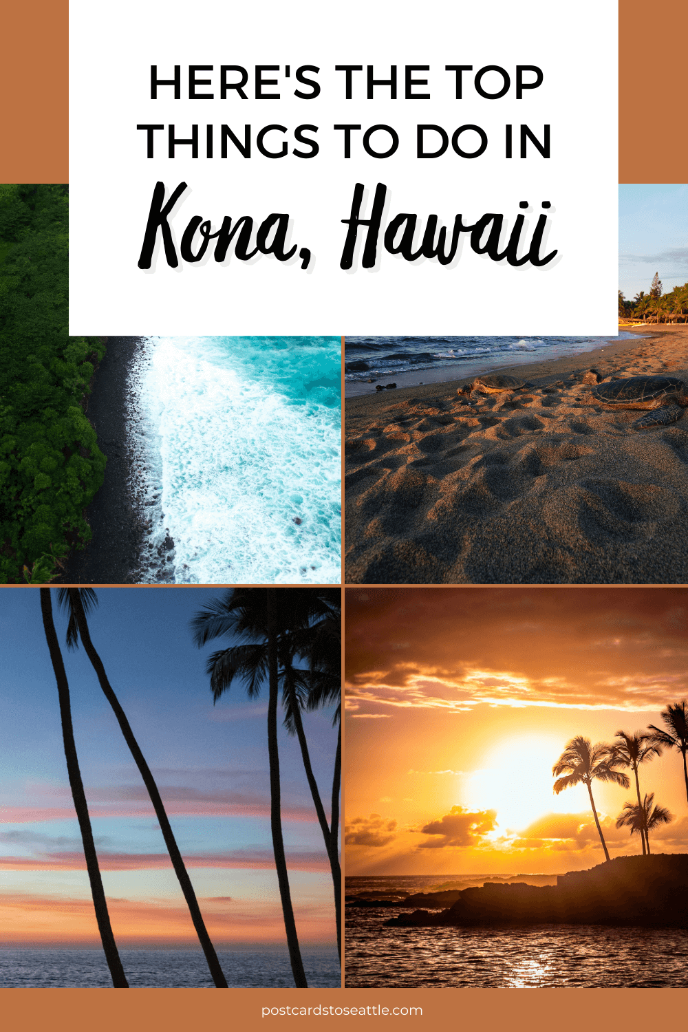 15 Amazing Things to Do in Kona on Your Next Trip