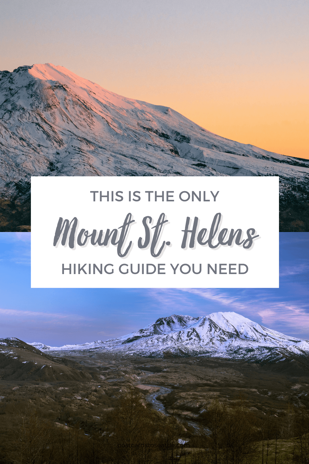 How to Climb Mt. St. Helens - Everything You Need to Know