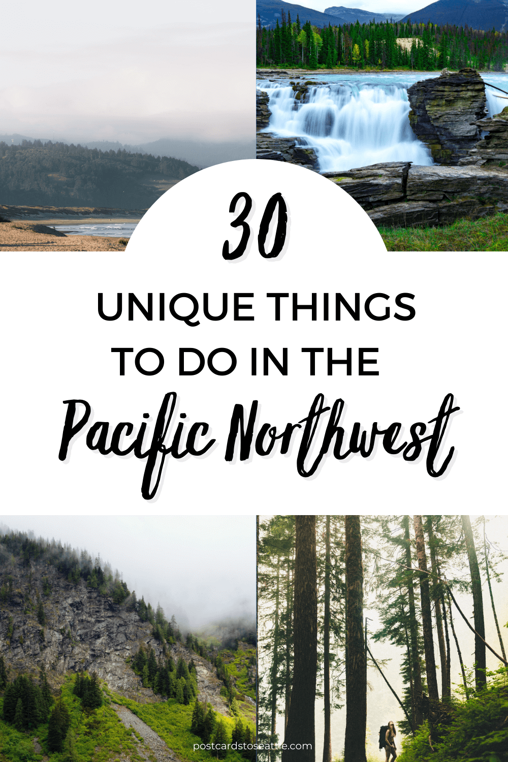 30 Unique Things To Do in the Pacific Northwest in 2021