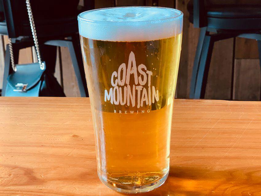 coast mountain brewing whistler weekend