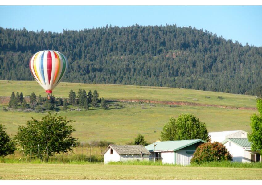 Hot Air Balloons Oregon