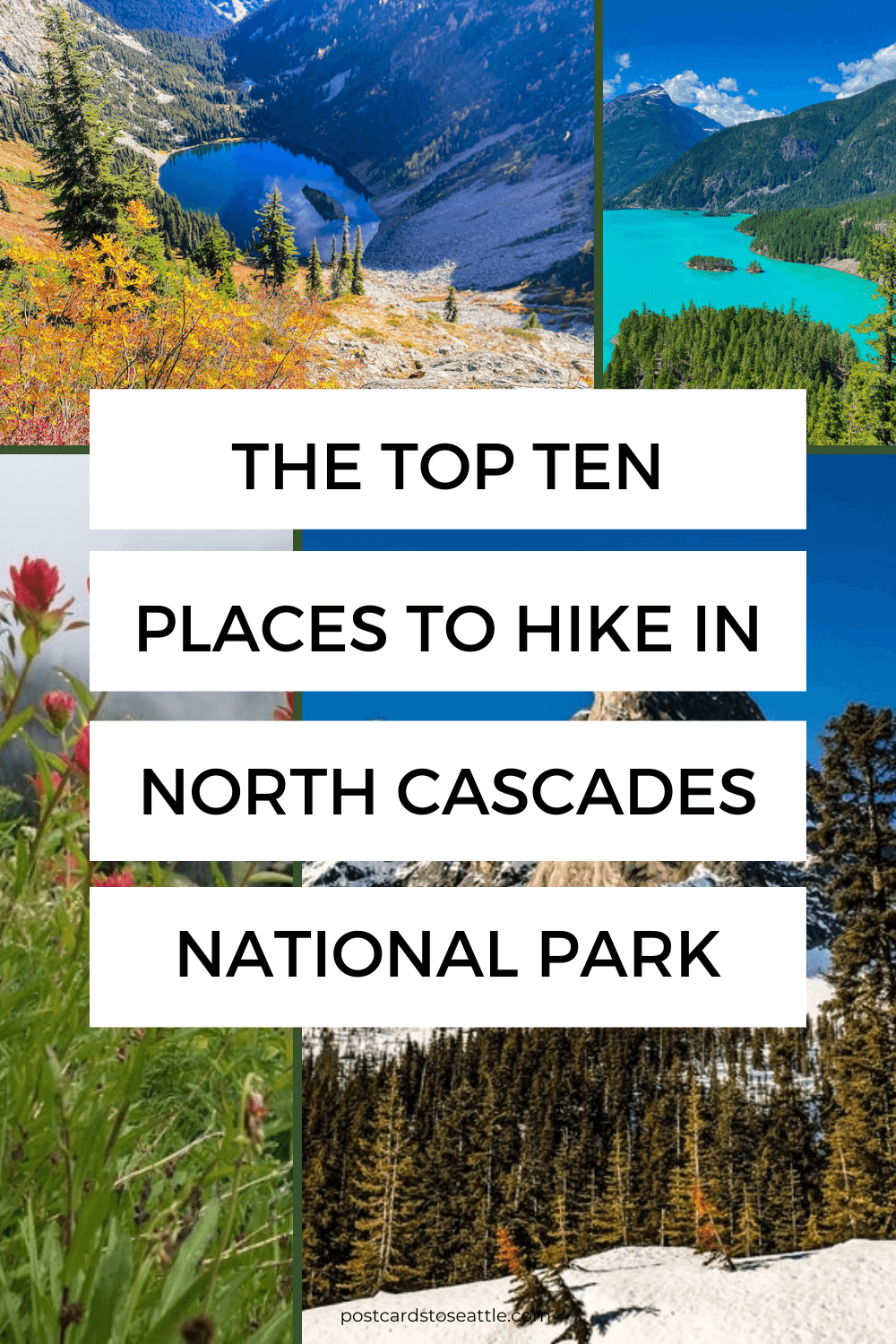 10 Best Hikes in North Cascades National Park to Explore