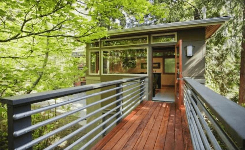 Seattle Urban Treehouse